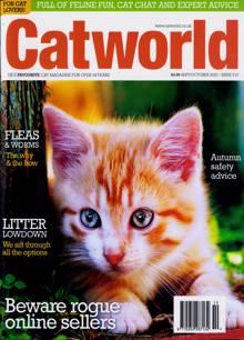 Cat World Magazine OCT 20 Order Online