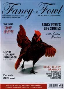 Fancy Fowl Magazine SEP 20 Order Online