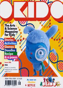Okido Magazine NO 86 Order Online