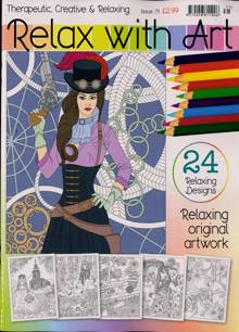 Relax With Art Magazine NO 71 Order Online