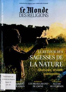 Le Monde Des Religions Magazine 01 Order Online