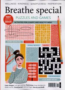 Breathe Special Magazine PUZZLE SPE Order Online