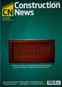 Construction News Magazine 03/07/2020 Order Online
