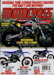 Motocross Action Magazine JUL 20 Order Online