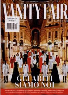Vanity Fair Italian Magazine Issue NO 20028-9