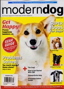 Modern Dog Magazine SUMMER Order Online