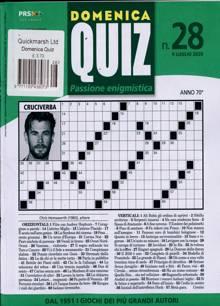 Domenica Quiz Magazine Issue NO 28