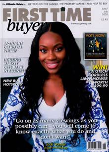 First Time Buyer Magazine JUN-JUL Order Online