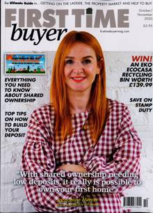 First Time Buyer Magazine OCT-NOV Order Online