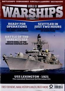 World Of Warships Magazine Issue SUMMER