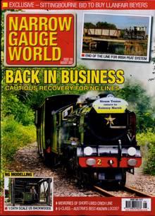 Narrow Gauge World Magazine Issue AUG 20
