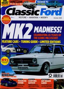 Classic Ford Magazine OCT 20 Order Online
