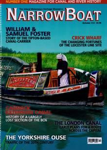 Narrowboat Magazine AUTUMN Order Online