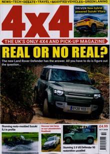 4 X 4 Magazine OCT 20 Order Online