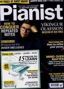 Pianist Magazine OCT-NOV Order Online