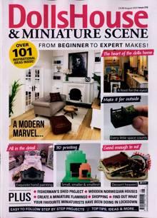 Dolls House & Miniature Scene Magazine Issue AUG 20