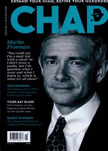The Chap Magazine AUTUMN Order Online