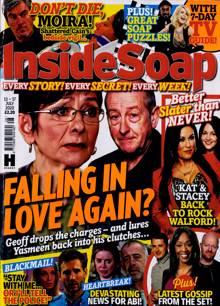 Inside Soap Magazine 11/07/2020 Order Online