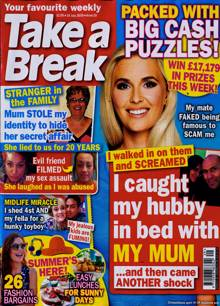 Take A Break Magazine NO 29 Order Online
