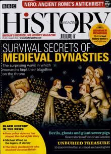 Bbc History Magazine AUG 20 Order Online