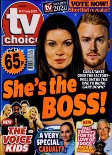 Tv Choice England Magazine NO 29 Order Online