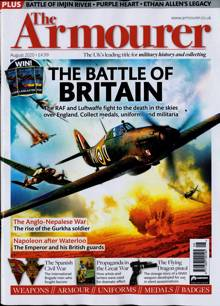 Armourer (The) Magazine AUG 20 Order Online