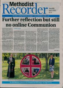 Methodist Recorder Magazine Issue 10/07/2020