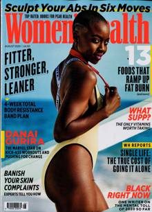 Womens Health Magazine AUG 20 Order Online
