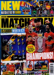 Match Of The Day  Magazine NO 606 Order Online