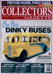 Collectors Gazette Magazine OCT 20 Order Online