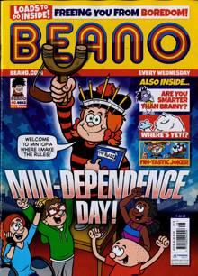 Beano Magazine 11/07/2020 Order Online