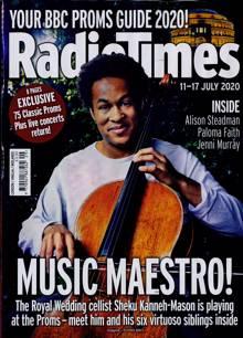 Radio Times London Edition Magazine 11/07/2020 Order Online