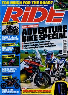Ride Magazine Issue SEP 20