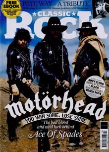 Classic Rock Magazine NO 280 Order Online