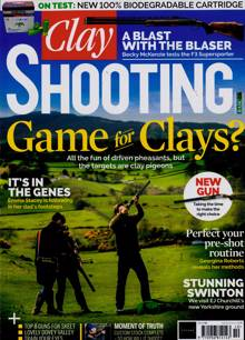 Clay Shooting Magazine OCT 20 Order Online