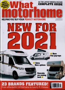 What Motorhome Magazine OCT 20 Order Online