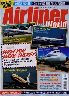 Airliner World Magazine AUG 20 Order Online
