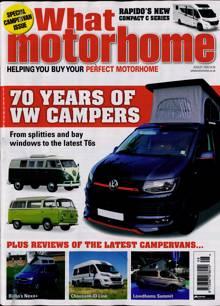 What Motorhome Magazine Issue AUG 20