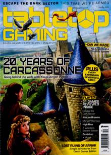 Table Top Gaming Magazine OCT 20 Order Online