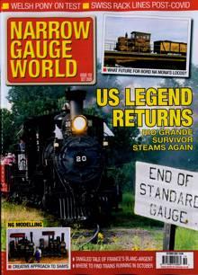 Narrow Gauge World Magazine Issue OCT 20