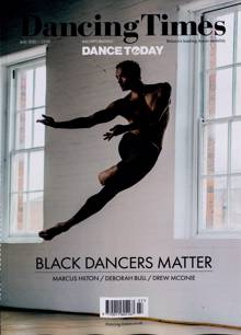 Dancing Times Magazine Issue JUL 20