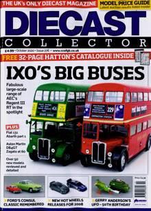 Diecast Collector Magazine OCT 20 Order Online