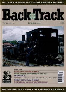 Backtrack Magazine OCT 20 Order Online