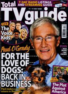 Total Tv Guide England Magazine NO 29 Order Online