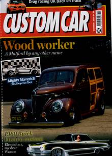 Custom Car Magazine OCT 20 Order Online