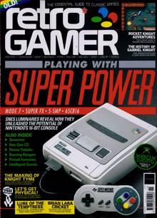 Retro Gamer Magazine NO 211 Order Online
