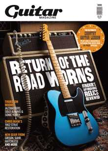 Guitar Magazine Magazine Issue NOV 20