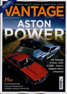 Vantage Magazine Issue AUTUMN
