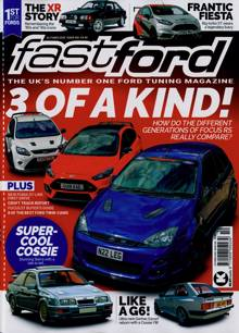Fast Ford Magazine OCT 20 Order Online