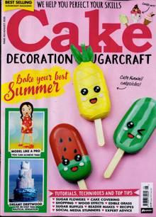 Cake Decoration Sugarcraft Magazine Issue AUG 20
